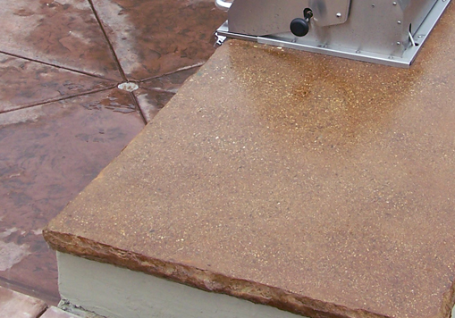 Outdoor Kitchen Granite Countertop