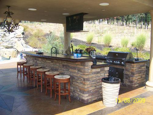 Outdoor Kitchens In Sacramento Ca Outdoor Kitchens