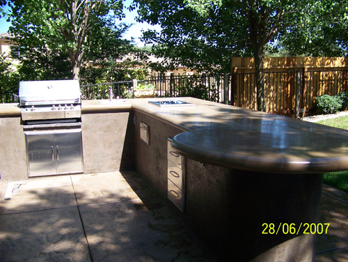 Custom Built Outdoor Kitchens Sacramento, CA