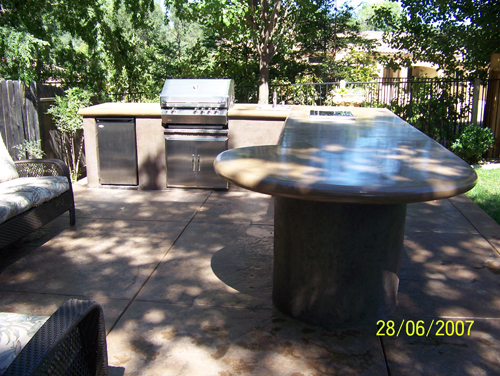 Outdoor Kitchens Sacramento, CA