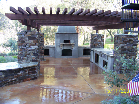 Outdoor Kitchen Project 5 Sacramento