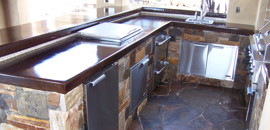 Outdoor Kitchen Sacramento | Project 7
