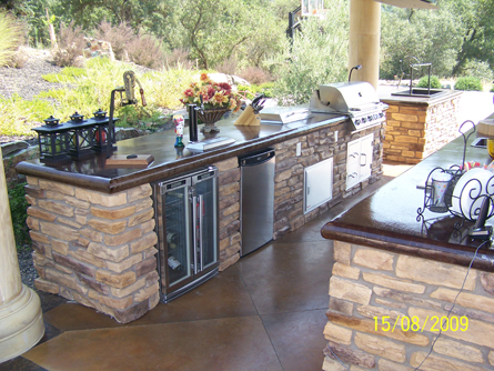 Luxury Outdoor Kitchens Sacramento